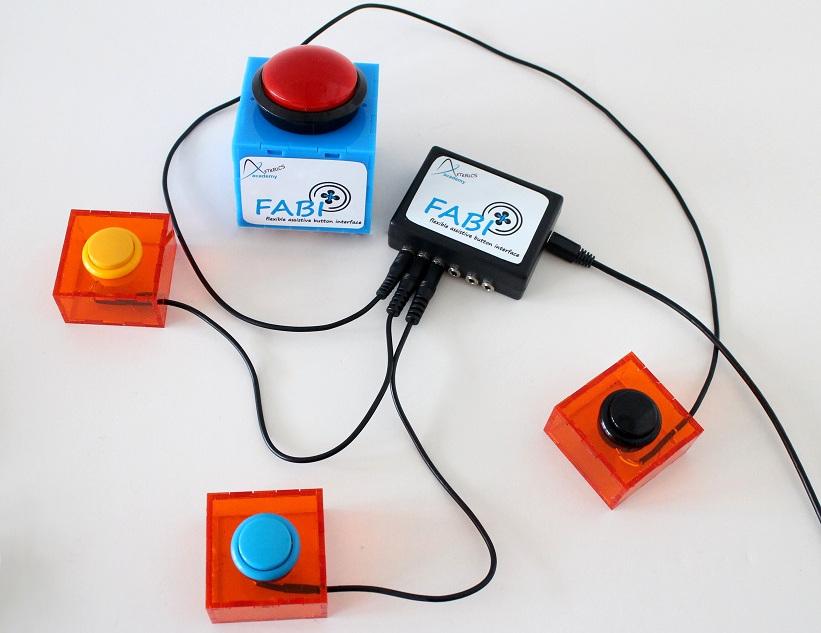 Abbildung FABI-Gerät in einem Möglichen Aufbau