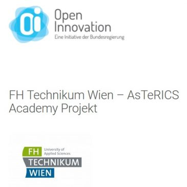 AsTeRICS Academy as 'best practice' of Open Innovations