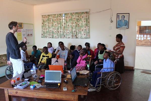 AnwenderInnen-Workshop in Zimbabwe