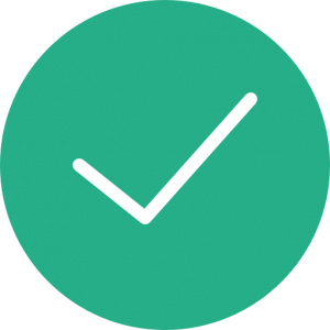 ticked circle-Icon