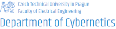 Department of Cybernetics at the Czech Technical University of Prague-Logo