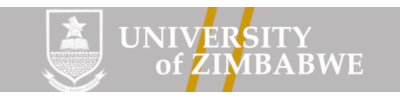 University of Zimbabwe-Logo