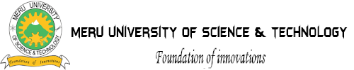 Meru University of Science and Technology (Kenya)-Logo